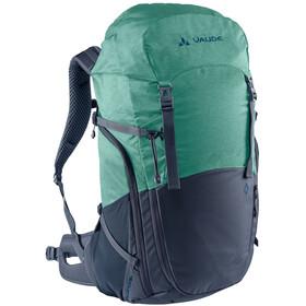 VAUDE Skomer Tour 36+ Backpack Women, nickel green